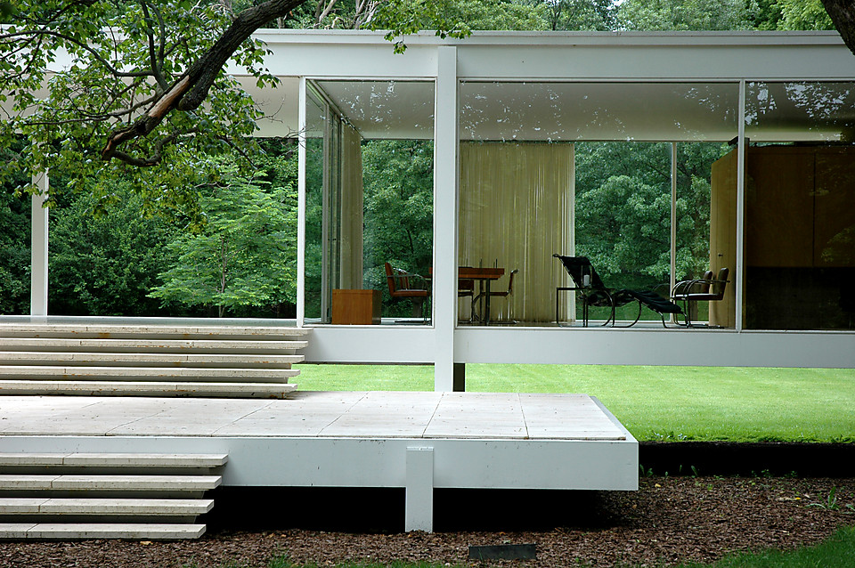 Naver for Case mies van der rohe